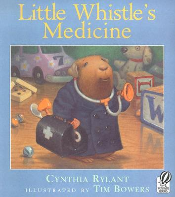 Cover for Little Whistle's Medicine