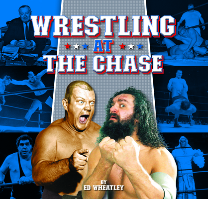 Wrestling at the Chase Cover Image