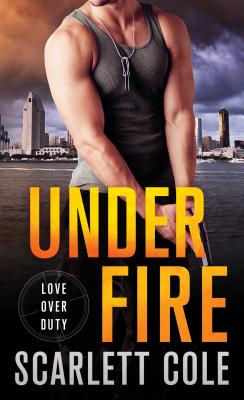 Under Fire: A Love Over Duty Novel Cover Image