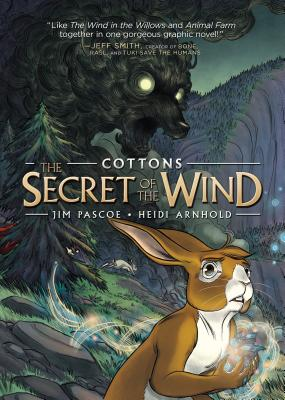 Cottons: The Secret of the Wind Cover Image