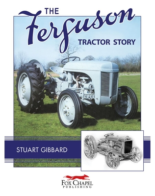 The Ferguson Tractor Story Cover Image
