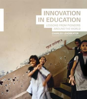 Cover for Innovation in Education