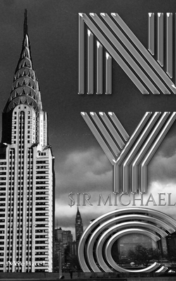 Iconic Chrysler Building New York City Sir Michael Huhn Artist Drawing Journal Cover Image