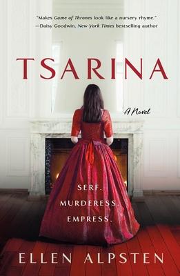 Tsarina: A Novel Cover Image