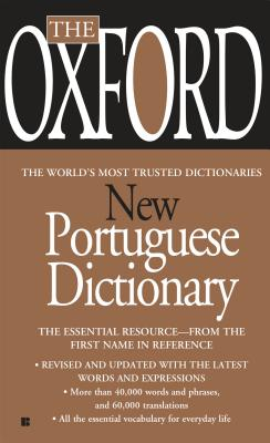 The Oxford New Portuguese Dictionary Cover Image