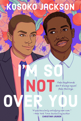 Cover for I'm So (Not) Over You