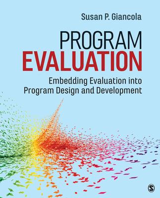 Program Evaluation: Embedding Evaluation Into Program Design and Development Cover Image