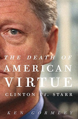 Cover for The Death of American Virtue