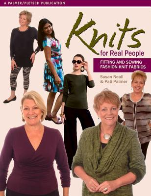 Knits for Real People Cover