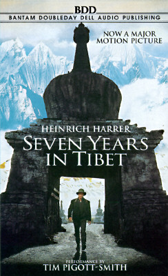 Seven Years in Tibet Cover Image