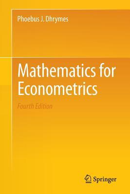 Cover for Mathematics for Econometrics