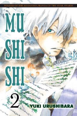 Mushishi 2 Cover