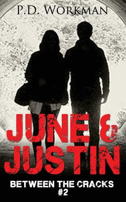 June & Justin, Between the Cracks #2 Cover Image