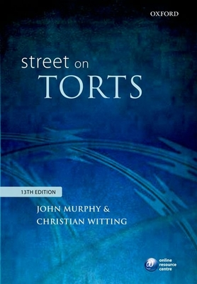 Street on Torts Cover Image