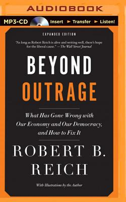 Cover for Beyond Outrage