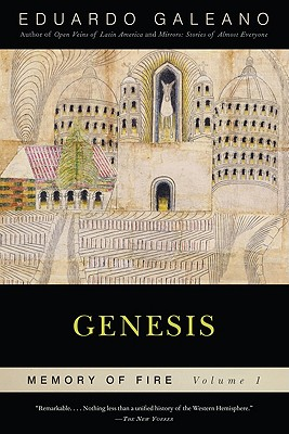 Genesis: Memory of Fire, Volume 1 Cover Image