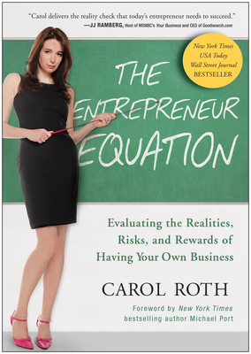 The Entrepreneur Equation Cover