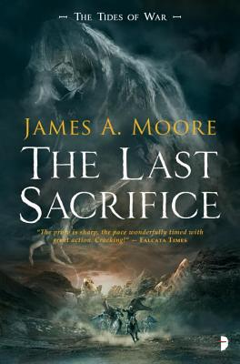 The Last Sacrifice (Tides of War #1) Cover Image