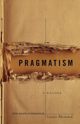 Pragmatism: A Reader cover