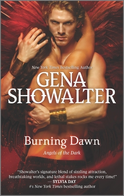 Burning Dawn Cover