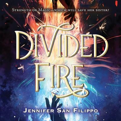 Divided Fire Lib/E Cover Image