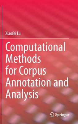 Computational Methods for Corpus Annotation and Analysis Cover Image