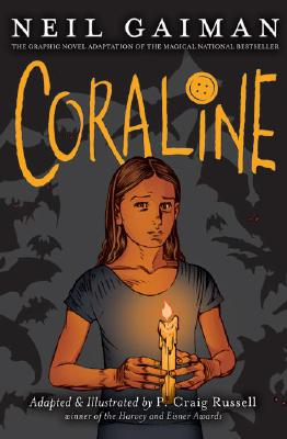 Coraline Graphic Novel Cover Image