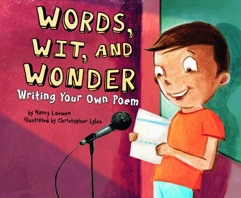 Cover for Words, Wit, and Wonder