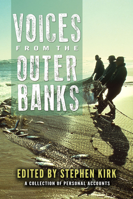 Voices from the Outer Banks (Real Voices) Cover Image