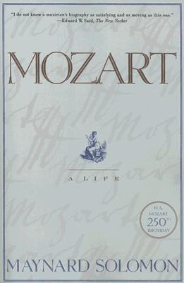 Mozart: A Life Cover Image
