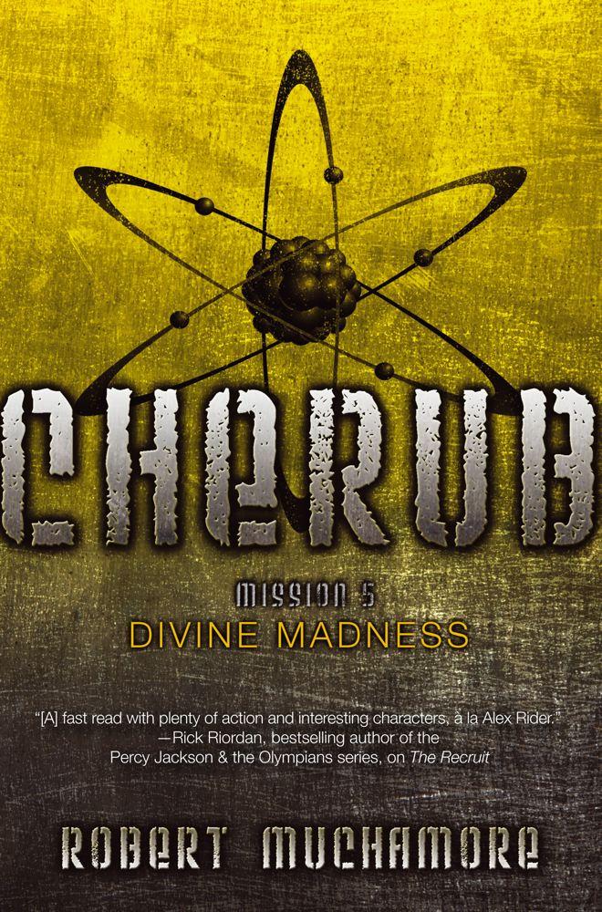Divine Madness (CHERUB #5) Cover Image