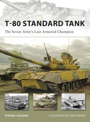 T-80 Standard Tank Cover