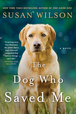 The Dog Who Saved Me Cover