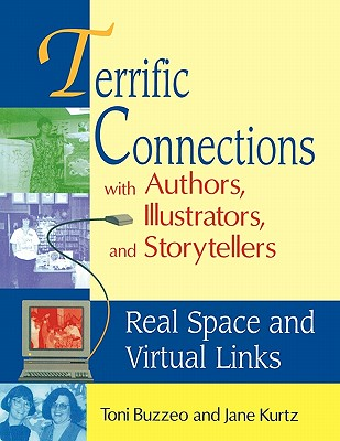 Terrific Connections with Authors, Illustrators, and Storytellers Cover