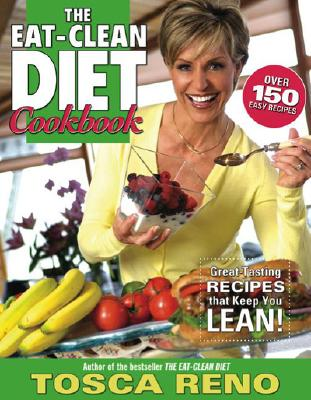 The Eat-Clean Diet Cookbook Cover