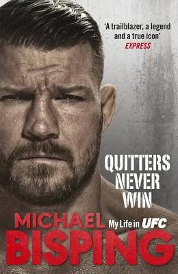 Cover for Quitters Never Win