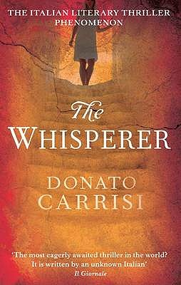 The Whisperer Cover