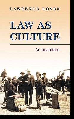 Law as Culture: An Invitation Cover Image