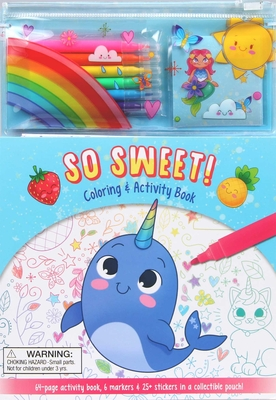 So Sweet Pencil Pouch Cover Image