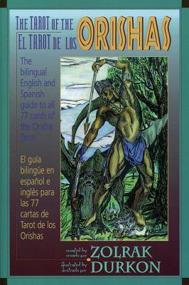 Tarot of the Orishas Book Cover Image