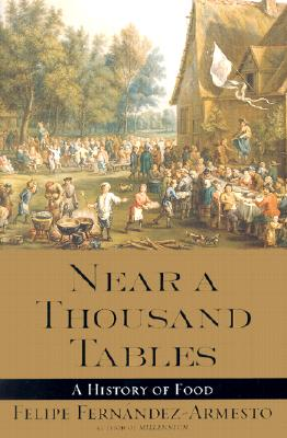 Near a Thousand Tables Cover