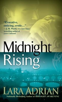 Midnight Rising (Midnight Breed #4) Cover Image