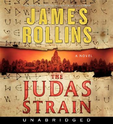 The Judas Strain CD: A Sigma Force Novel (Sigma Force Novels #3) Cover Image