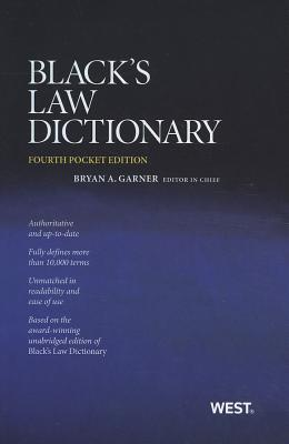 Black's Law Dictionary Cover Image