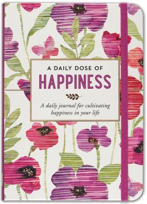Jrnl a Daily Dose of Happiness Cover Image