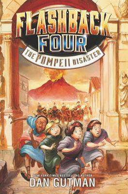 Flashback Four #3: The Pompeii Disaster Cover Image