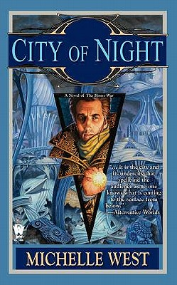 Cover for City of Night (House War #2)