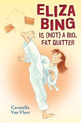 Cover for Eliza Bing is (Not) a Big, Fat Quitter