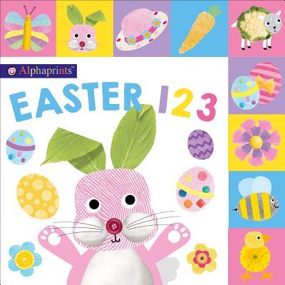 Alphaprints: Easter 123 Mini: Mini Version Cover Image