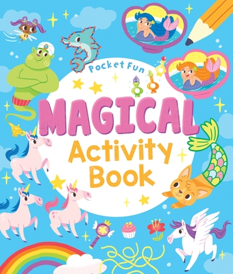 Pocket Fun: Magical Activity Book Cover Image